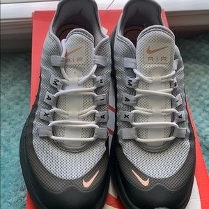 Nike Shoes - wmns nike air max axis : wolf gray/ coral/ black